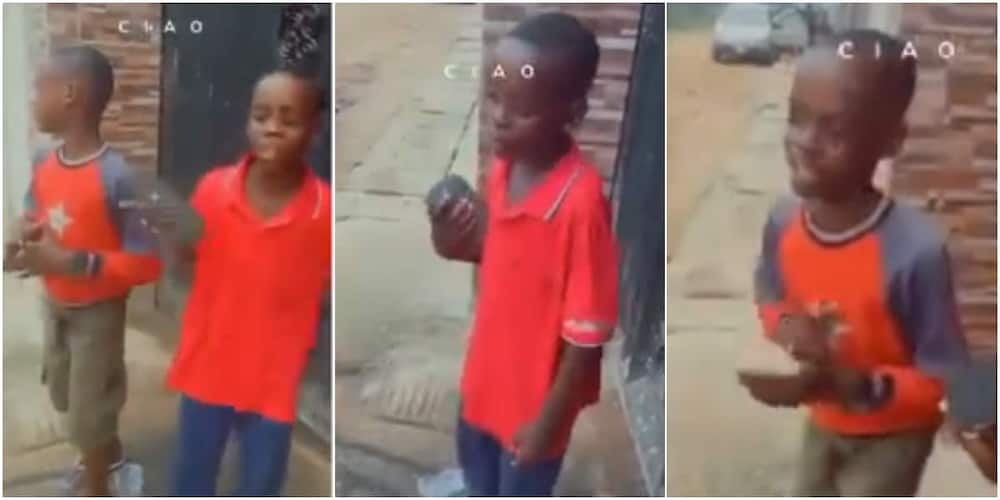 2 little boys break the internet with amazing freestyle, video warms hearts of many