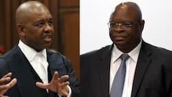 "Zondo weighs in on Mpofu's ""Shut up"" incident: ""Unacceptable"""