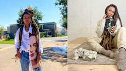 Gogo Somahashe: Dineo Ranaka becomes a qualified traditional healer