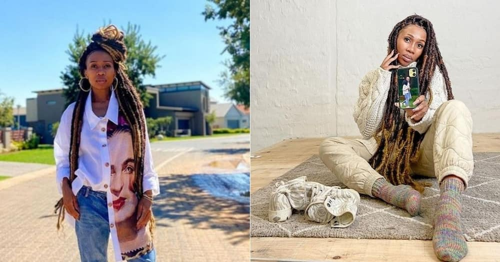 """""""Gogo Somahashe"""", Dineo Ranaka, becomes a qualified, traditional healer"""