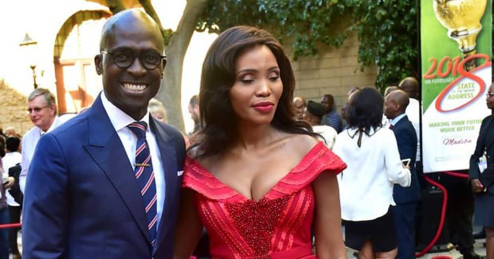 Malusi Gigaba, wants ex, Norma, state capture evidence, behind closed doors
