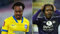 Percy Tau to miss South Africa Under-23 contention at Tokyo Olympics