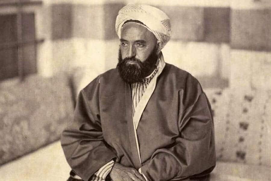 Emir Abdelkader El Djezairi: City in Iowa named after Algerian military leader