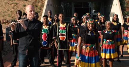 South African choir sings Ed Sheeran's 'Shape of You' in isiZulu