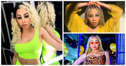Why Khanyi Mbau is sitting out the trending 10 Year Challenge