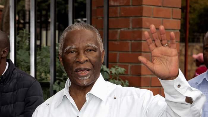 Mbeki mediates critical talks in Zimbabwe amid political crisis
