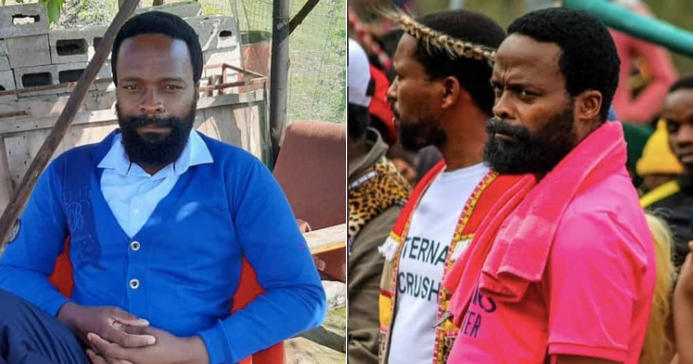 """""""Wedding bells have rang"""": 'Uzalo' actor Sibonile Ngubane ties the knot"""