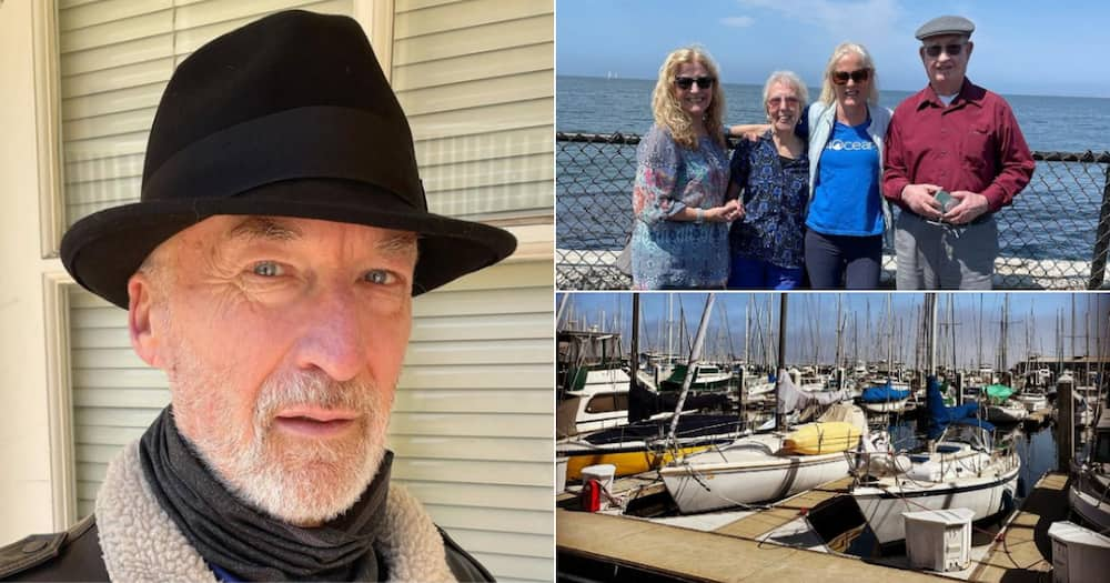 Man, 69-years-old, drastic life changes, late-bloomer, Mixed reactions