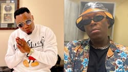 """Video of DJ Tira and Mampintsha leaves Mzansi with questions: """"High as kites"""""""