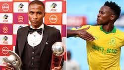 Mzansi football fans compare Thembinkosi Lorch to Themba Zwane, divided opinions