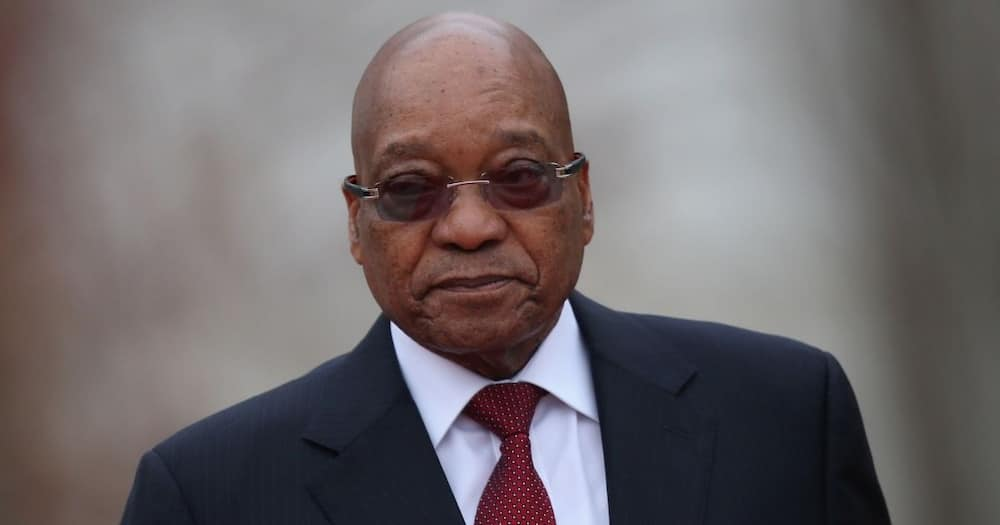 Jacob Zuma, The 1st, Democratically Elected President, SA, Be Arrested