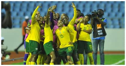 Banyana make AFCON final and qualify for the 2019 FIFA World Cup