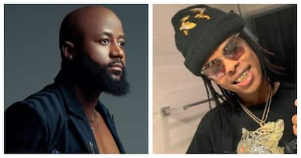 Cassper Nyovest gives Nasty C a cool shoutout: 'The boy made moves'