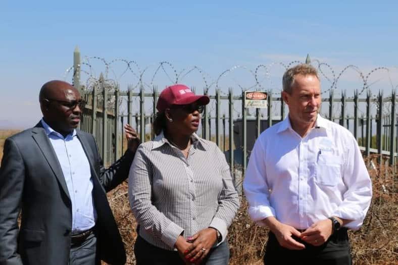 Kenya kickstarts Africa's first $145 million hybrid power plant