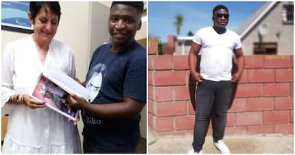 Man shares how he overcame depression to finally graduate from varsity