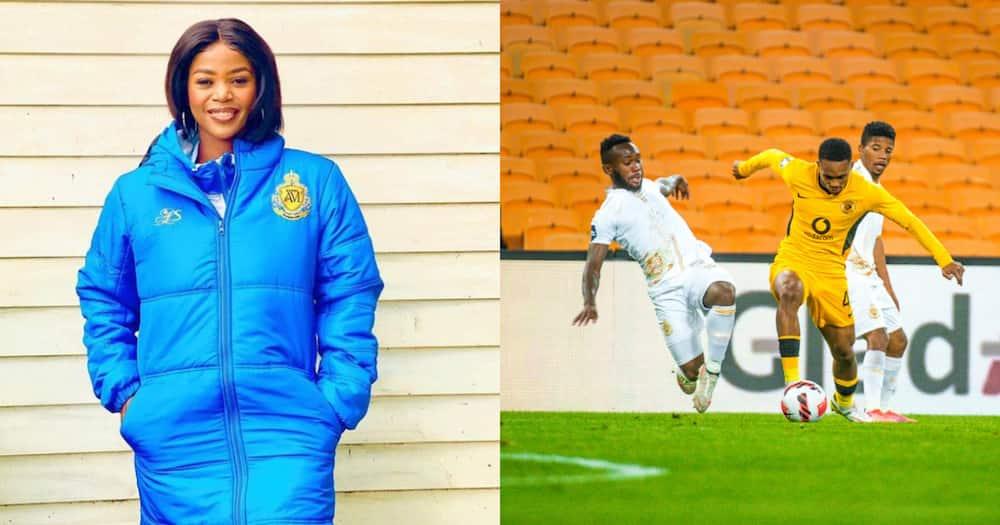 Mamkhize, Kaizer Chiefs, Royal AA