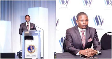 Prophet Shepherd Bushiri launches 6 books at glitzy Joburg event