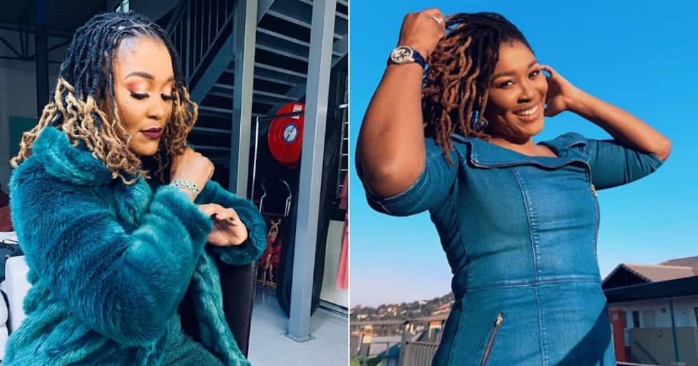 Lady Zamar proud to be acknowledged by popular Nigerian artist
