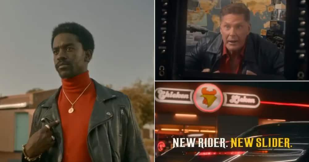 Chicken Licken's New Throwback 'Knight Rider' Ad Has Mzansi Dazzled