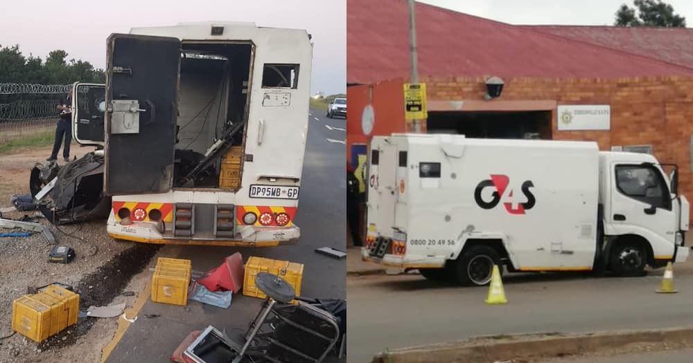 CIT Heists Spike Across South Africa, Daily Attacks Reported
