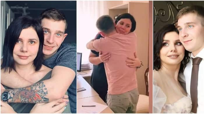 Russian influencer marries her 20-year-old stepson whom she raised