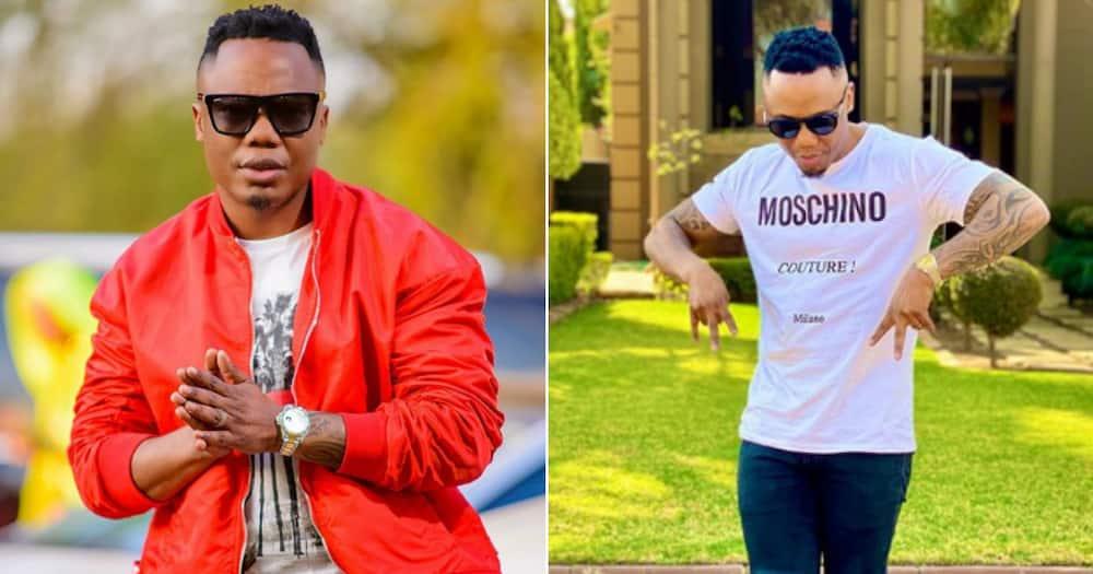 DJ Tira asks fans advice on making Mzansi happy #21YearsOfDJTira