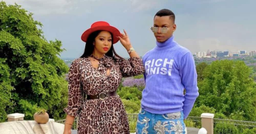 Ayanda Ncwane's brother breaks down how Nonku Williams had child with Sfiso