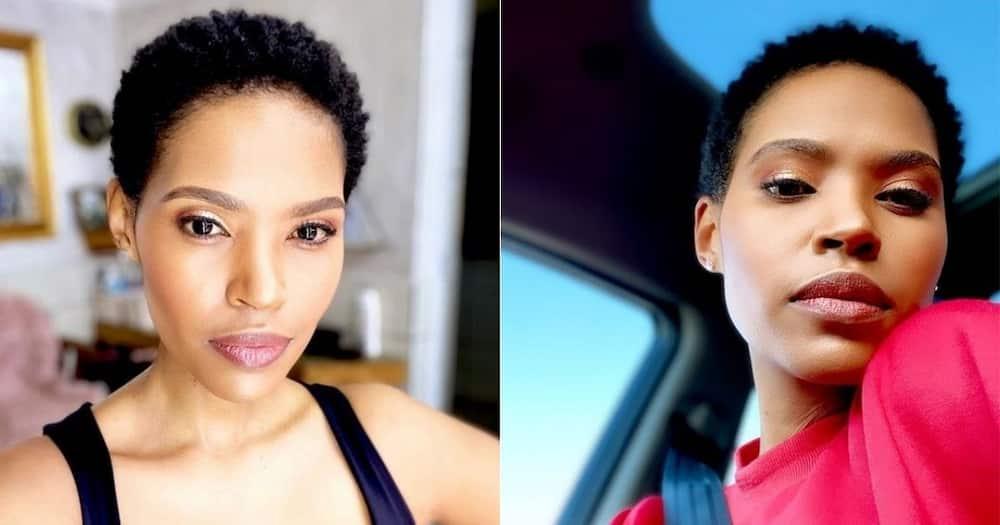 Gail Mabalane, bags, acting gig, SA action movie, 'Indemnity'
