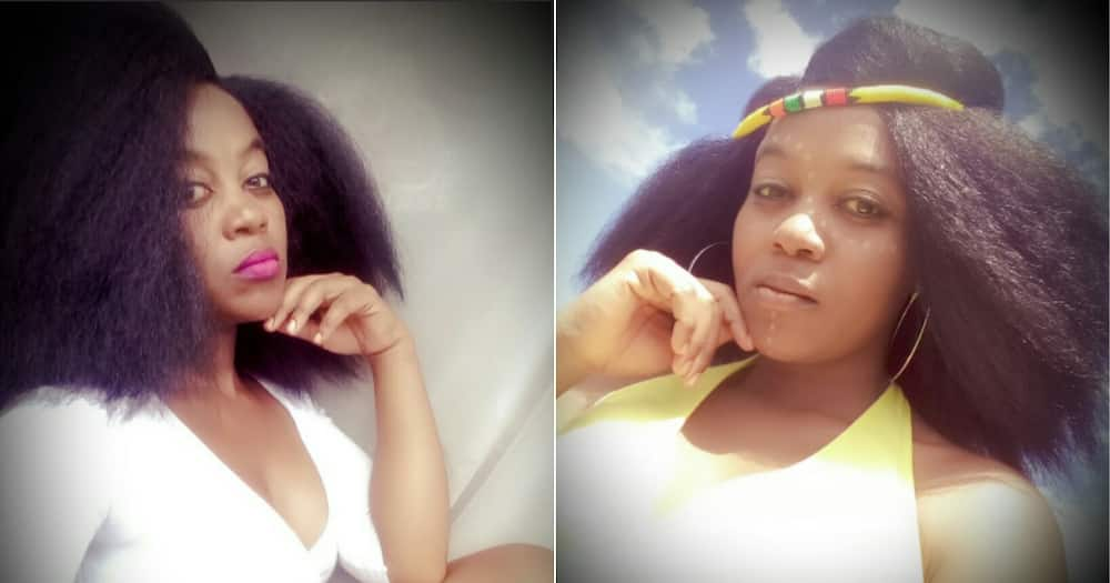 'Yho': Lady Says She'll Never Let Her Man Suffer, Mzansi Has Mixed Reactions