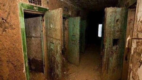 Tadmor Military prison