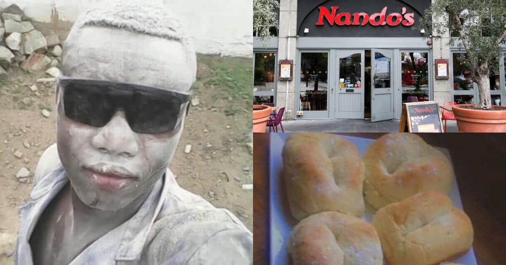 """""""Our Roll Model"""": SA Reacts Has Nando's Roasts Lady's Homemade Rolls"""