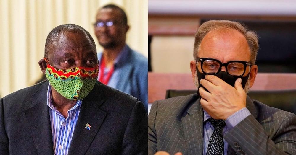 ANC RET: Niehaus defends faction says won't divide party