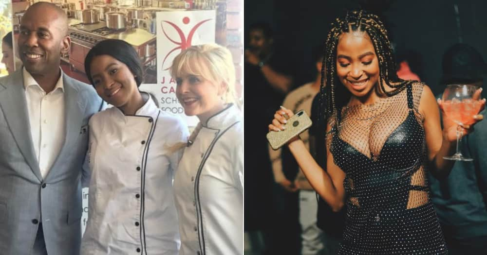 A dream denied: Nelli Tembe wished to be a luxury restaurant owner