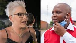 Natasha Mazzone questions Floyd Shivambu's comments about Mkhwebane
