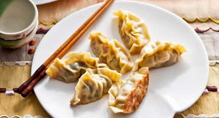 How to make dumplings with flour from scratch