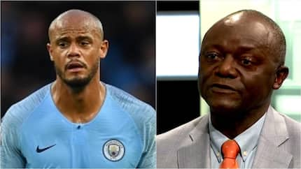 Vincent Kompany's father, Pierre, becomes first black mayor in Belgium