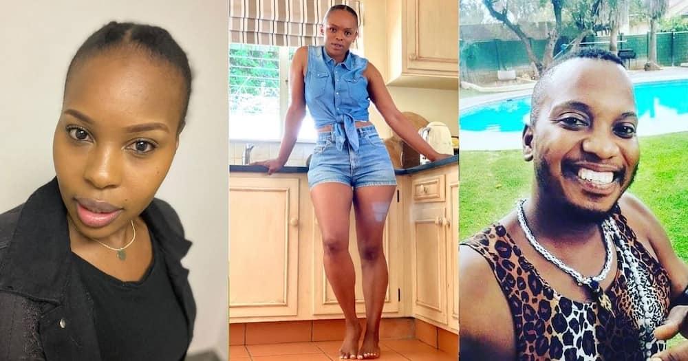 SA celebs react to emotional interview of Senzo Meyiwa's mom