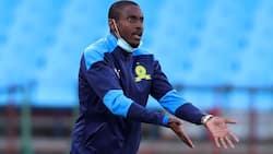 """Mamelodi Sundowns hard work makes them """"entitled"""" to win, Mokwena says"""