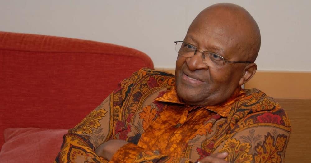 SANCO, racial slur, Archbishop Desmond Tutu, defaced mural, Western Cape