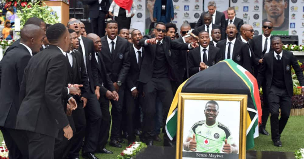 Exclusive: Senzo Meyiwa's mom reacts to the arrests of 5 suspects