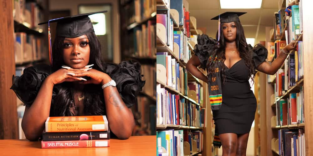 Woman Who Was Convicted 4 Times Goes on to Bag 2 Degrees, Shares Touching Post Online