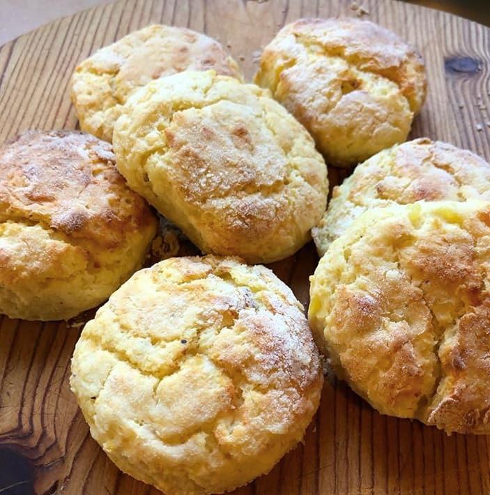 potato scones recipe