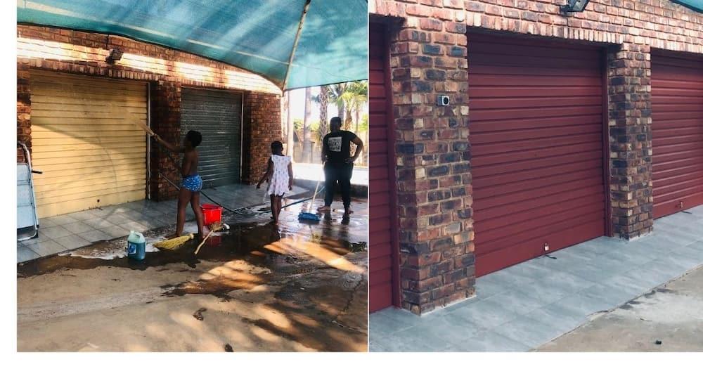 Home improvement, DIY, home upgrades, garage, curb appeal