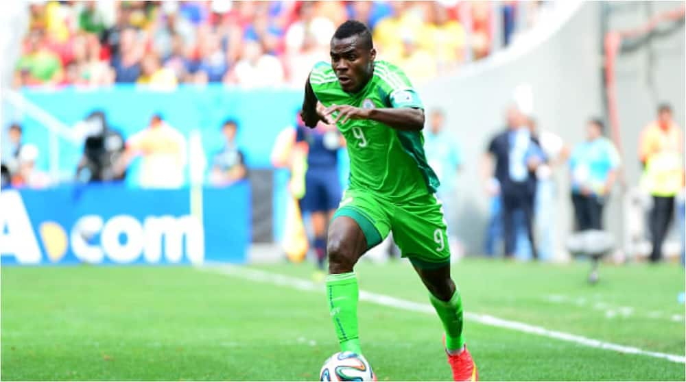 Super Eagles Legend Set Off for Anambra in Convoy With More Than 7 Cars for Obi Cubana's Mother's Burial