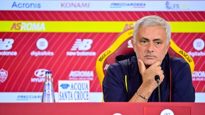 Trouble for Roma as Mourinho names Premier League club he has emotional connections with
