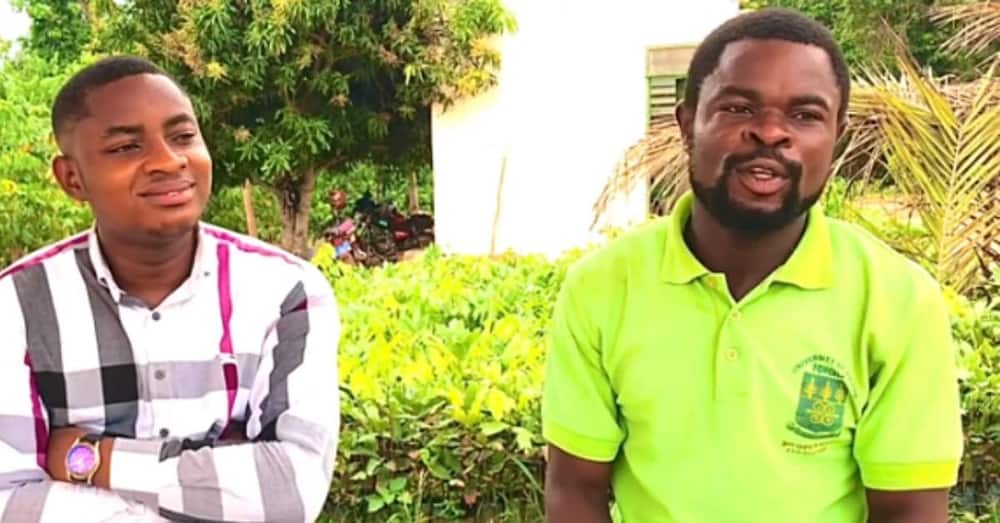 Meet the 26-year-old Legon graduate with own 50-acre farm
