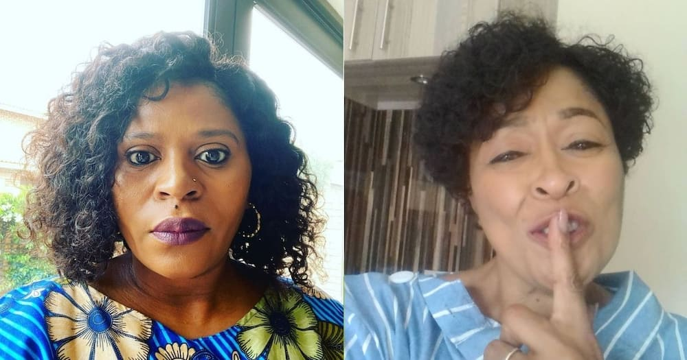 Uzalo's Baby Cele and Duduzile Ngcobo Hype Fans with Cool Dance Moves