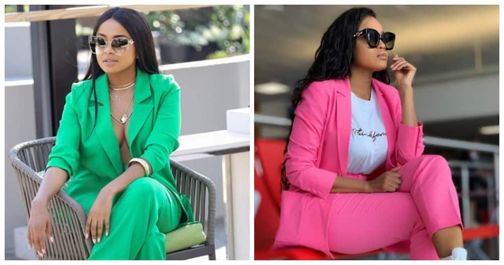 Lerato Kganyago gets engaged, again: Peeps can't even believe it