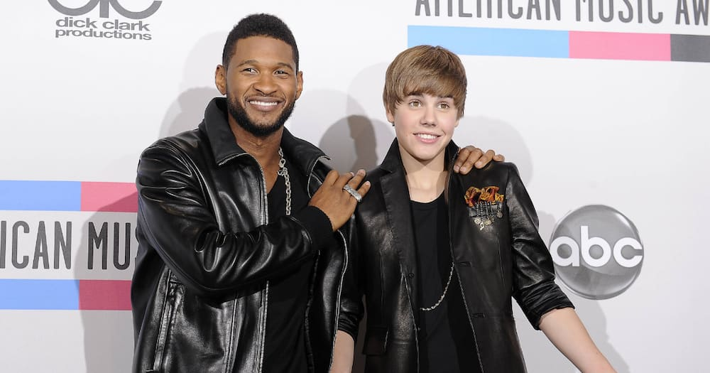 Usher pens a heartwarming letter to Justin Bieber for his 27th birthday
