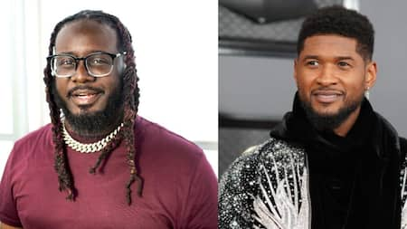 T Pain says he didn't mean to disrespect Usher after saying singer insulted him